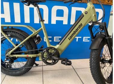 vélo électrique lombardo aurelia